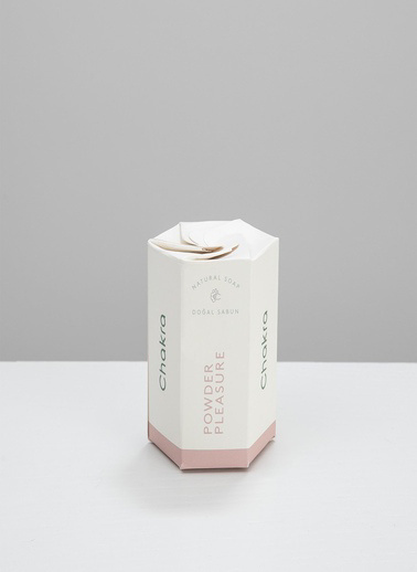 Chakra Doğal Sabun Powder Pleasure - 180 Gr Renkli